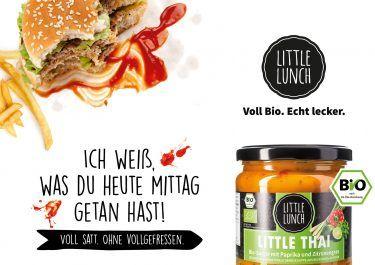 Kreative Markenkampagne: pilot positioniert die Suppen von Little Lunch als Alternative zu Burger & Co.