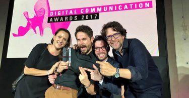 pilot gewinnt mit #BeatYesterday von Garmin bei den Digital Communication Awards 2017