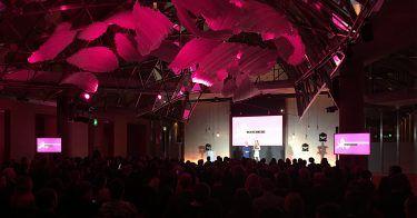 Die Verleihung der Digital Communication Awards 2017 fand in Berlin statt