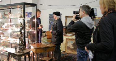 Schrott oder Schätzchen - pilot produziert zweite TV-Folge den NDR