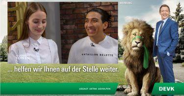"""Wir haben für DEVK Versicherung eine exklusive TV-Sonderwerbung in """"Die Höhle der Löwen"""" realisiert"""