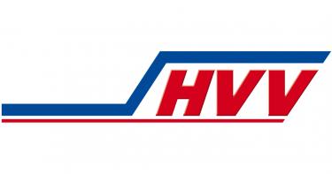 Logo des Hamburger Verkehrsverbunds (HVV)