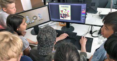Unsere Kollegen haben sich erneut erfolgreich in unserem CSR-Projekt pilot Medienclub engagiert