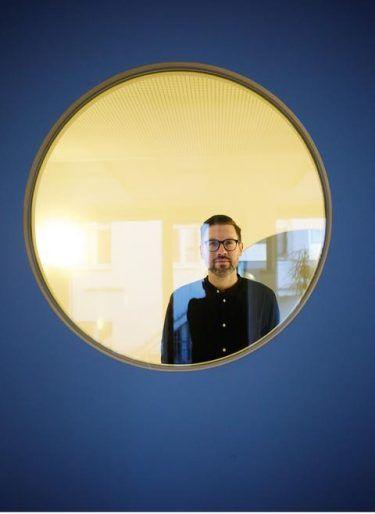 Ole Keding im brand eins Thema-Interview (Foto: Jens Umbach)