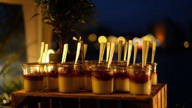 pilot Berlin Sommerfest: Auch für das leibliche Wohl der Gäste war natürlich gesorgt