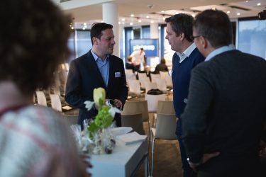 Impressionen des exklusiven Branchen-Events pilot@OMR 2018 der Agentur pilot in Hamburg