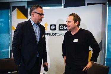 pilot Geschäftsführer Thorsten Mandel und Stefan Holwe