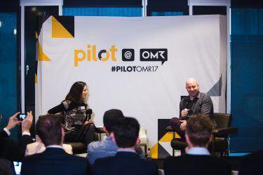 pilot Geschäftsführerin Alisa Türck im Interview mit Andrew Bosworth