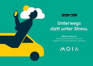 MOIA-Kampagne Visual 1