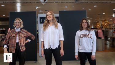 "YouTube-Fashion-Show ""Fashion Clash"" für Peek&Cloppenburg* Hamburg"