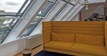 Das Büro vom Joint Venture TwentyFive von pilot & MediaCom in Frankfurt am Main