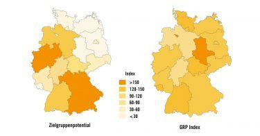 Infografik 3: Zielgruppenanalyse (PILOTSPOTLIGHT Geomarketing)