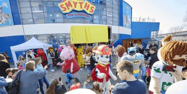 Standort-Eröffnung von Smyths Toys Superstores (Quelle: obs/Smyths Toys GmbH/Ulrich Kaifer/Studio 95)