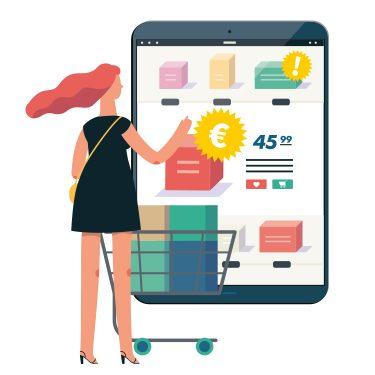 Unser PILOTSPOTLIGHT zum Thema Digital Retail Media gibt Aufschluss über die Möglichkeiten von E-Commerce-Marketing