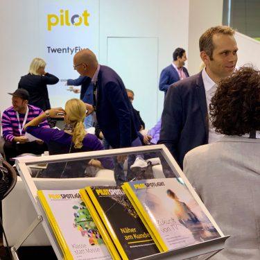 DMEXCO 2019 pilot World of Agencies