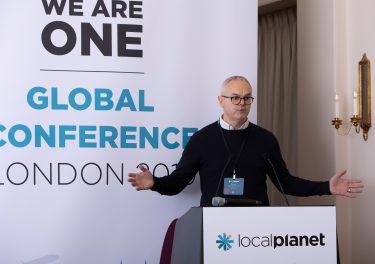 Impressionen der Local Planet Global Conference